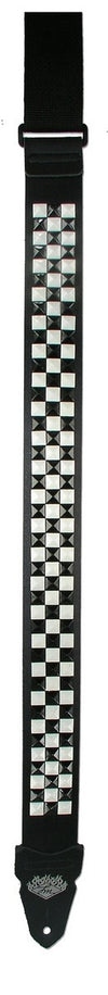 Guitar Straps - LM Products - Studded Guitar Strap - LM Products - Made in USA