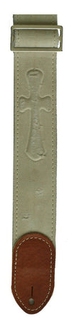 Guitar Straps - LM Products - Distressed Canvas - Guitar strap - LM Products - Made In USA - Leather