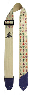 Alexis Guitar Straps - Guitar straps for Girls by LM Products - Made in USA