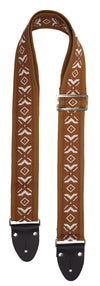 Festival Folk - Brown Bear - Guitar Straps (NEW)