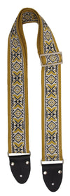 Festival Folk - Golden Boy - Guitar Straps (NEW)