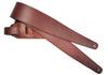 Luxe Leather Guitar Strap