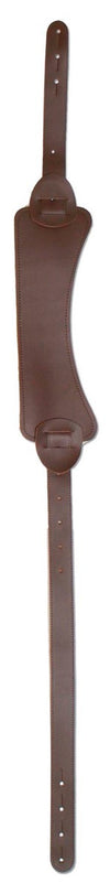 Bass Guitar Strap - LM Products - Comfortable quality Leather Guitar Strap