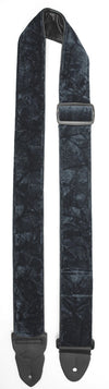 Guitar Straps - LM Products - Crushed Velvet Guitar Strap - LM Products - Made in USA