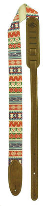 Guitar Straps by LM Products - Southwestern-design inspired guitar straps - Leather - Made in USA