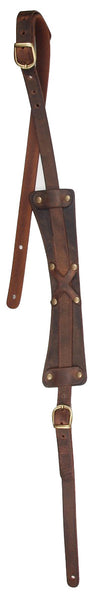 Guitar Strap - LM Products - Viking Series - Leather Guitar Straps - LM Products - Made in USA