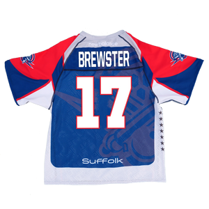 Jason Brewster 2020 Replica Jersey