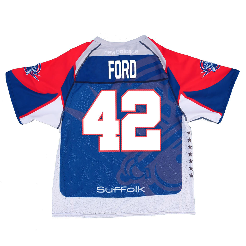 Charlie Ford 2020 Replica Jersey