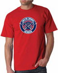 New Balance Red Adult Tech Tee