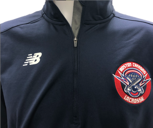 New Balance Blue Men's Pullover