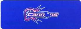 Boston Cannons Koozie
