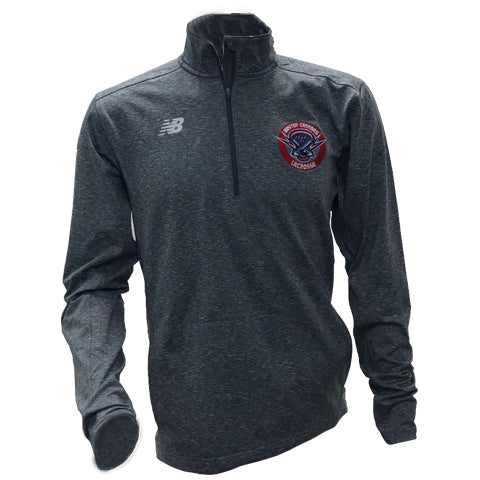 New Balance Gray Men's Pullover