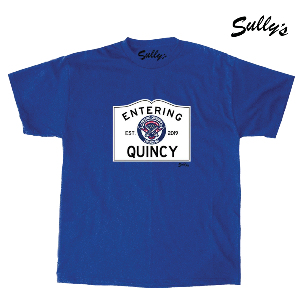 Sully's Brand Entering Quincy Tee