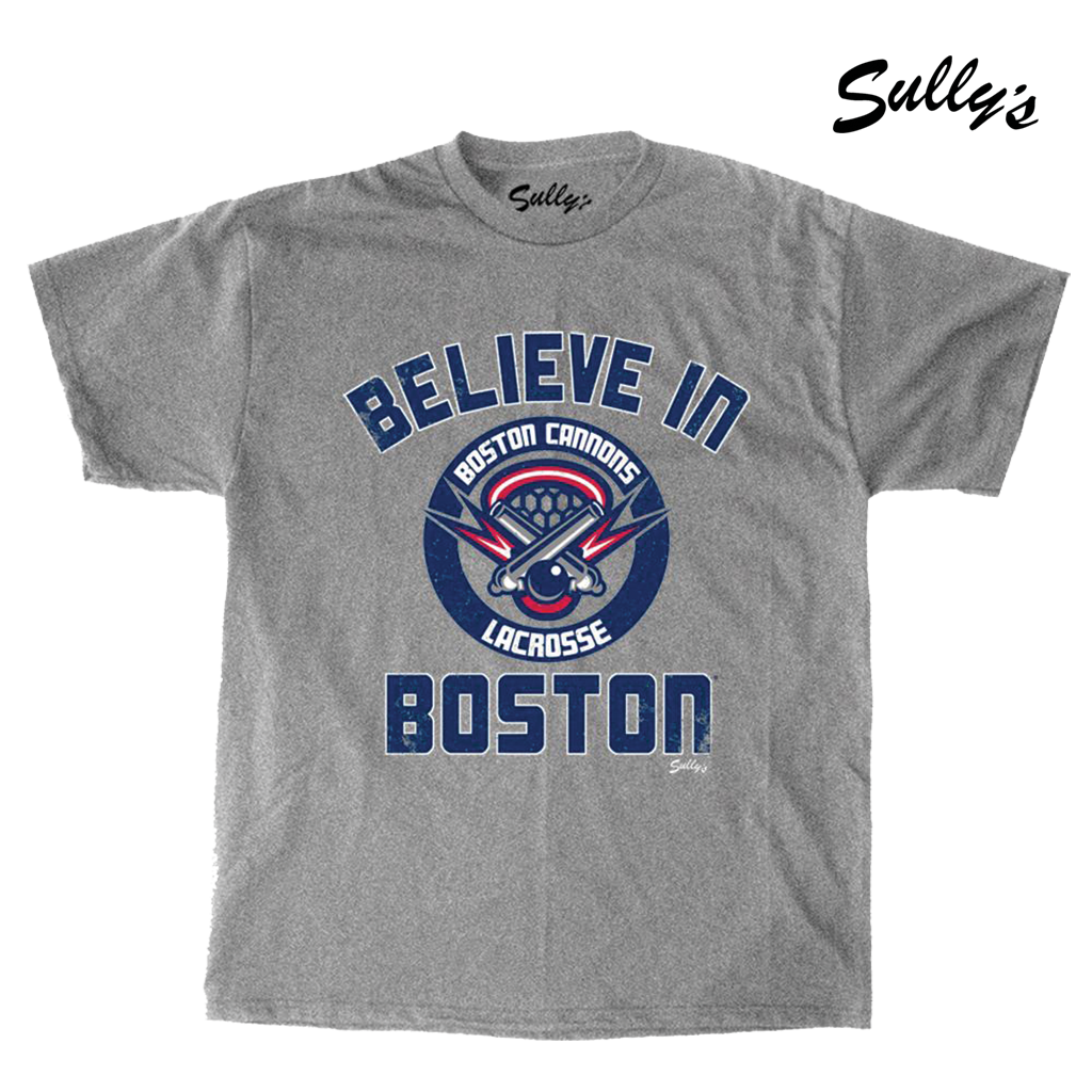 Sully's Brand Believe in Boston Tee