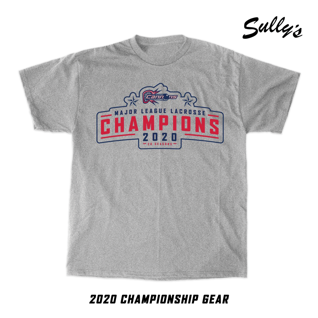 Sully's Brand 2020 Championship T-Shirt