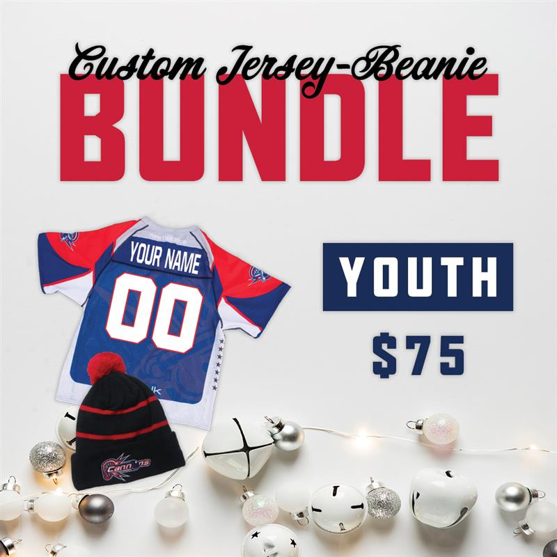 Boston Cannons Youth Holiday Bundle