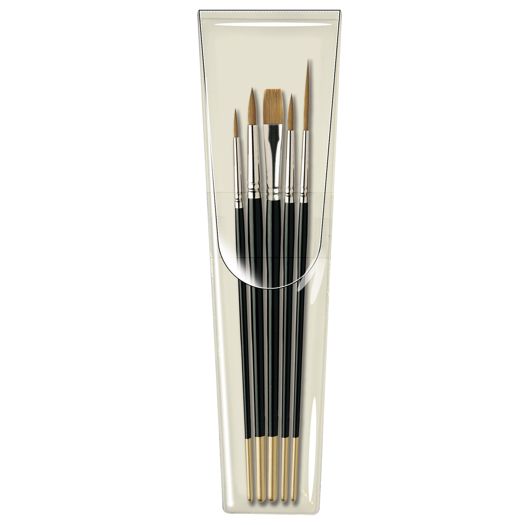 Pro Arte Prolene Brush Set - W1