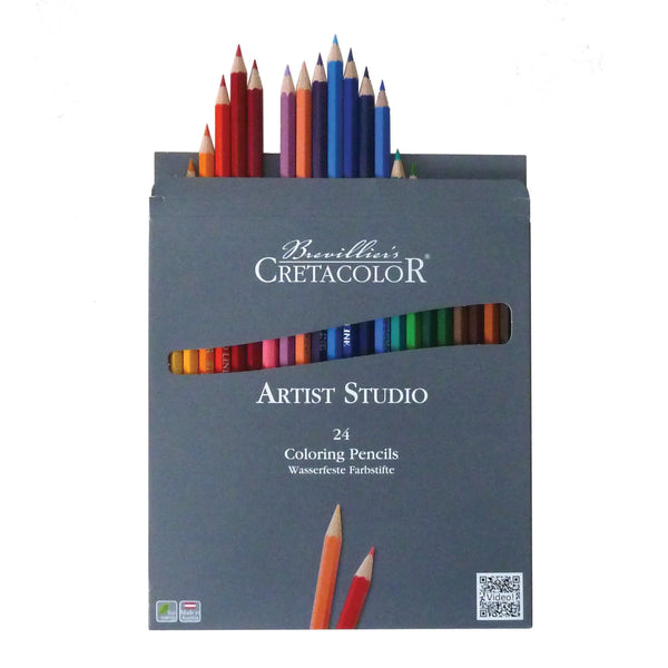 Cretacolor Coloured Pencils (optional extra)