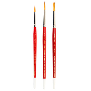 Daler Rowney Dalon Series D77 - <br>Short Handle Round