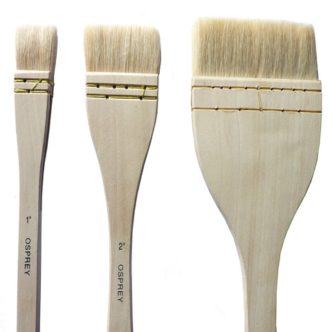 Hake Brushes (Economy)