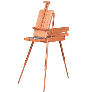 <b>HUGE SAVINGS ON EASELS</b><br>Mabef M22 Sketch Box Easel