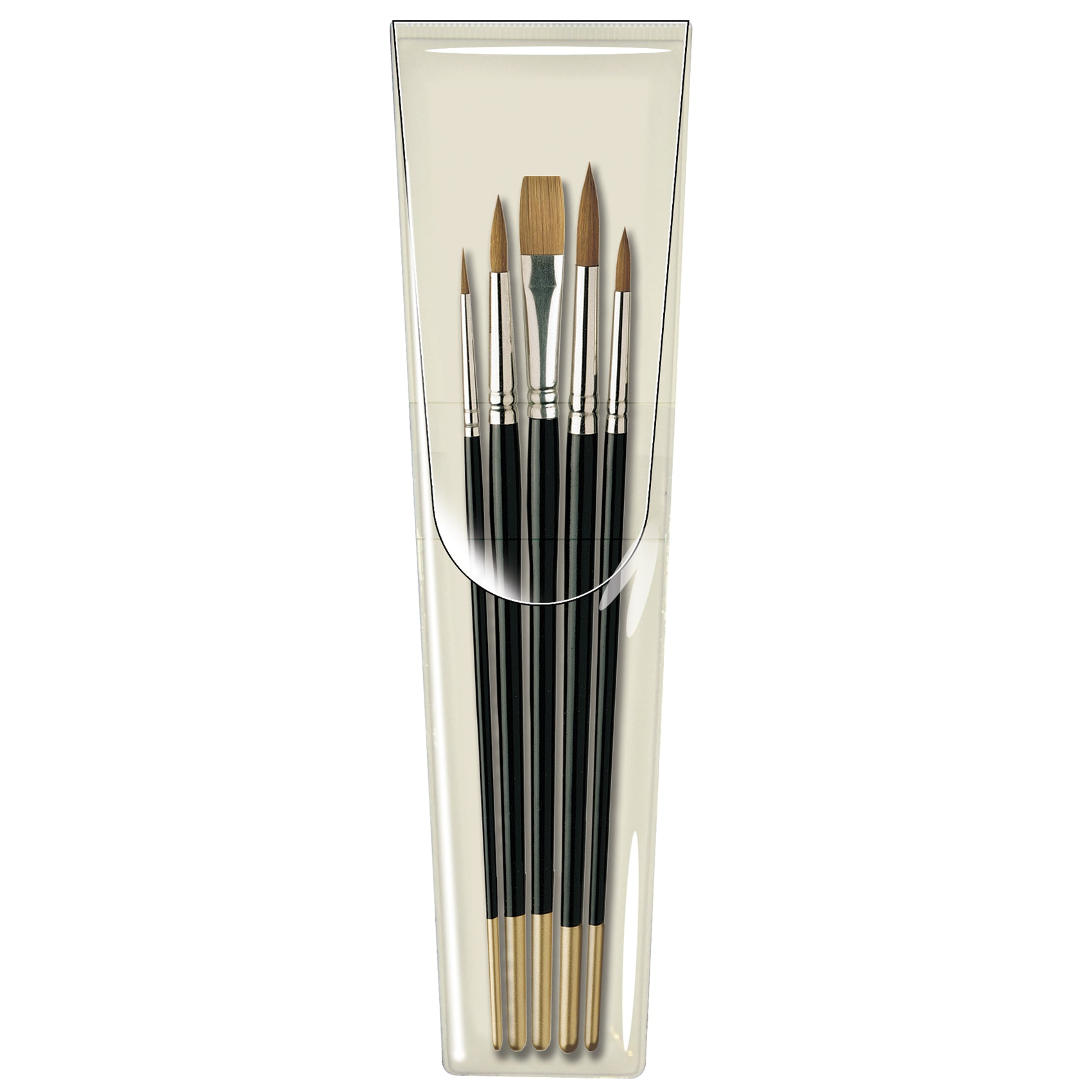 Pro Arte Prolene Brush Set - W3