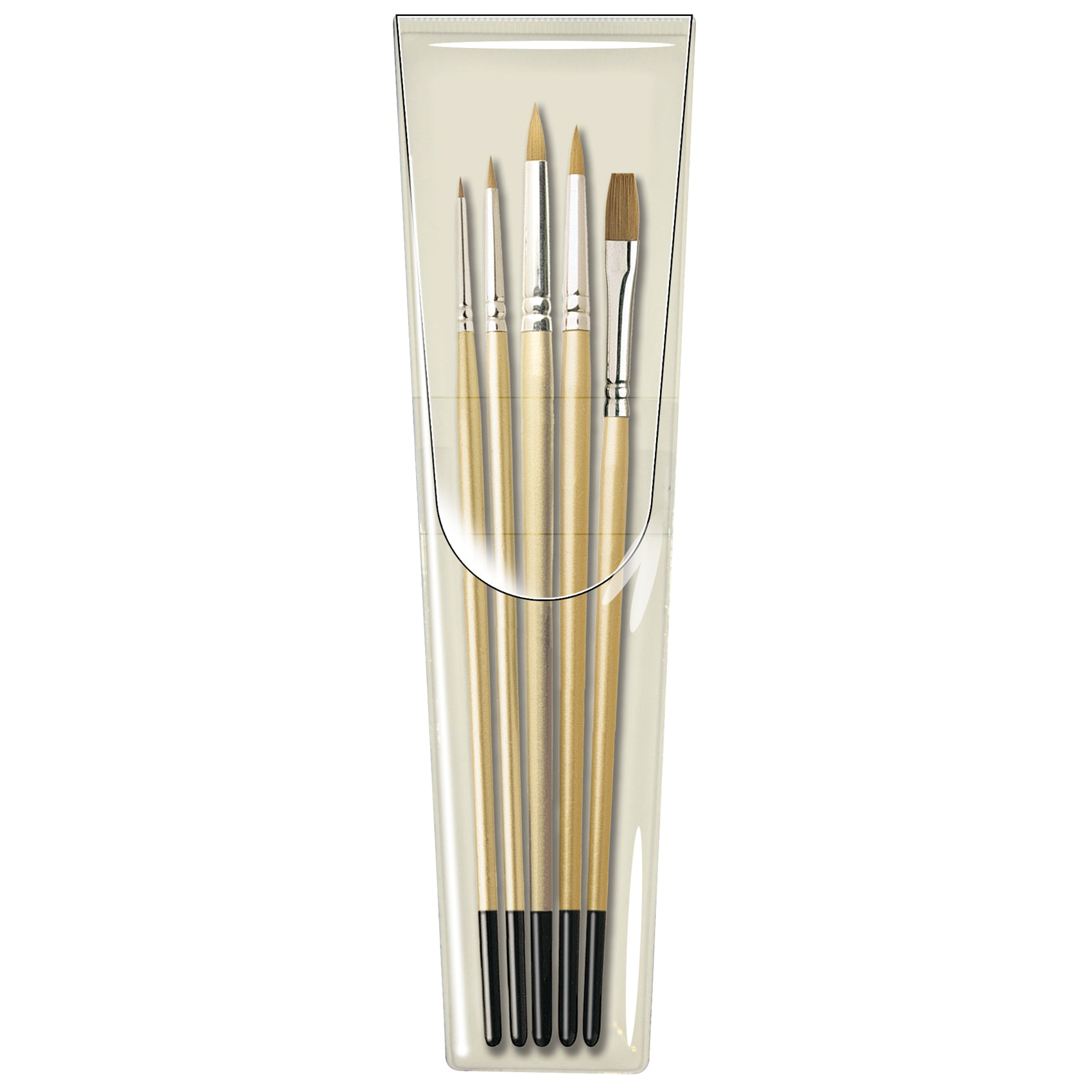 Pro Arte Prolene Brush Set - W4