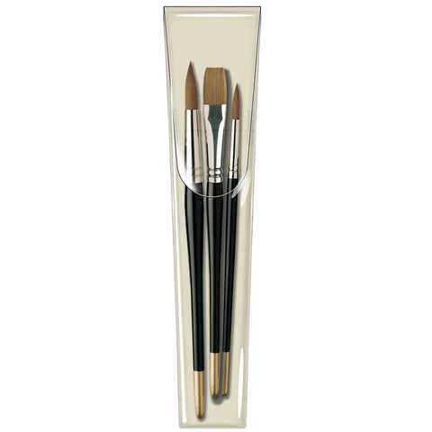 Pro Arte Prolene Brush Set - W5