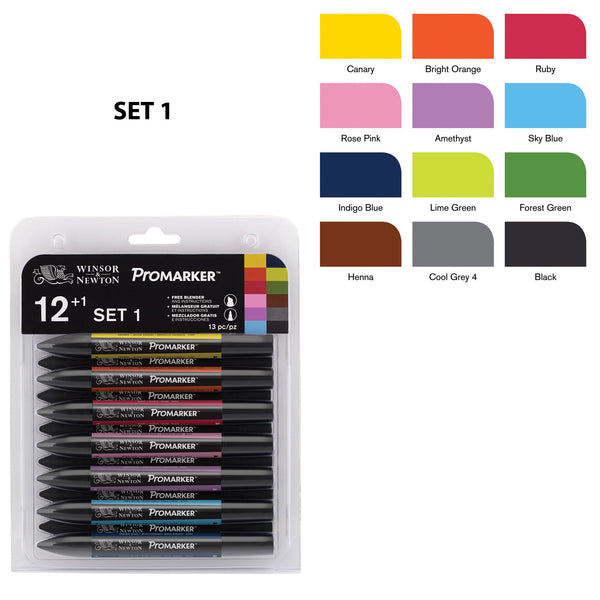 ProMarker Pens<br>(optional extra)