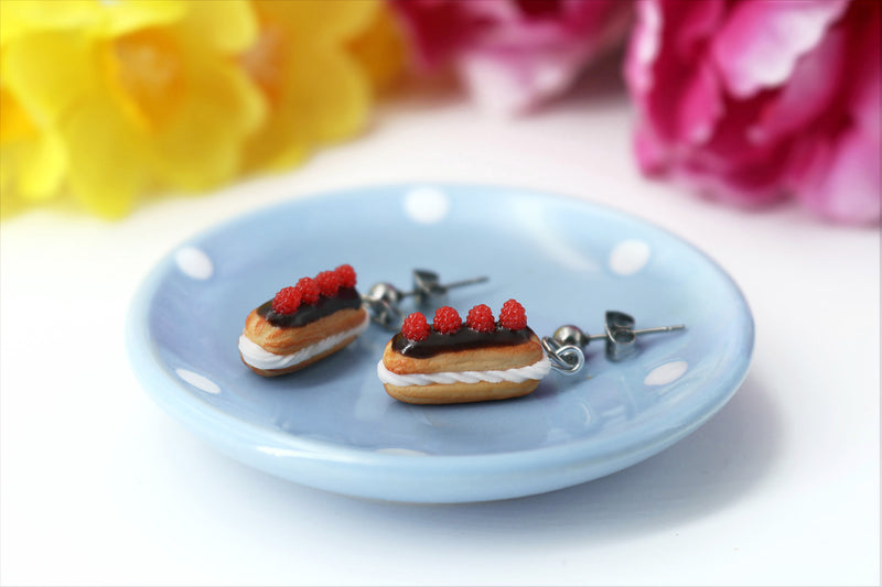products/handmade_polymer_clay_eclair_stud_earrings_topped_with_chocolate_and_raspberries_2.jpg