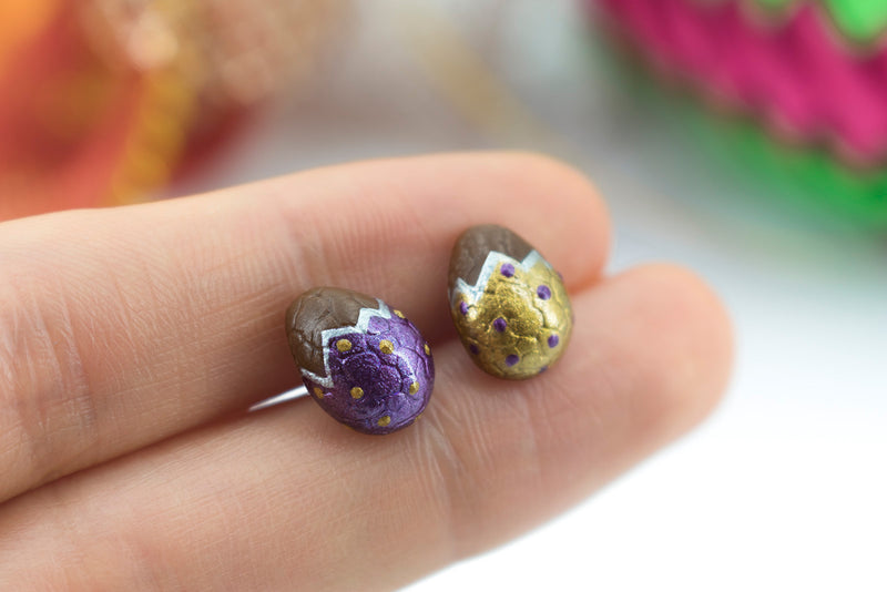 products/handmade_polymer_clay_metallic_gold_purple_color_easter_chocolate_egg_stud_earrings_2.jpg