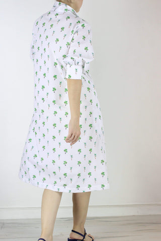 Palm Springs Shirtdress