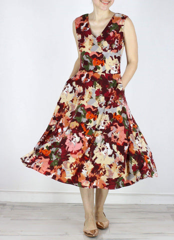 SALE Alberto Dress in Floral