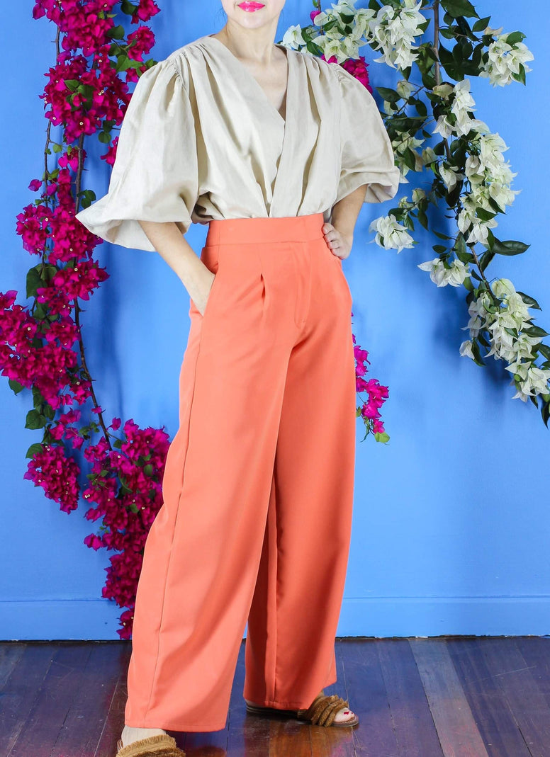 Hansel Pants in Apricot
