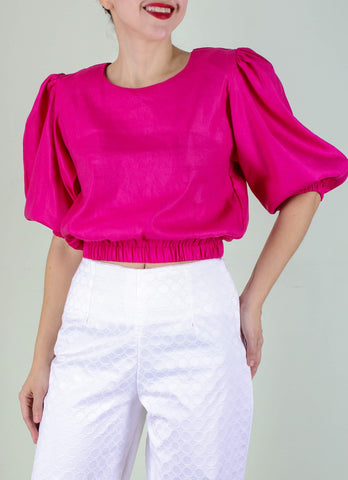 Archie Top in Pink
