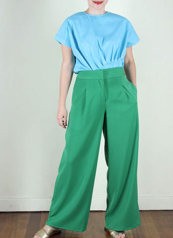 Hansel Pants in Green