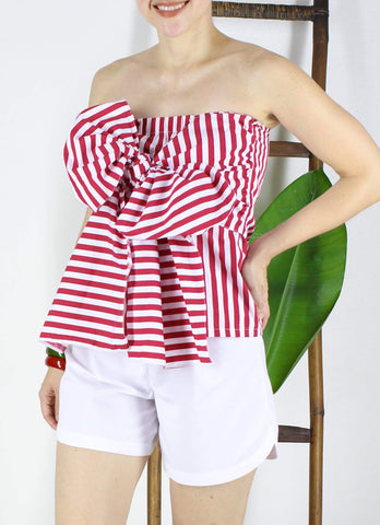 Isla Ribbon Top