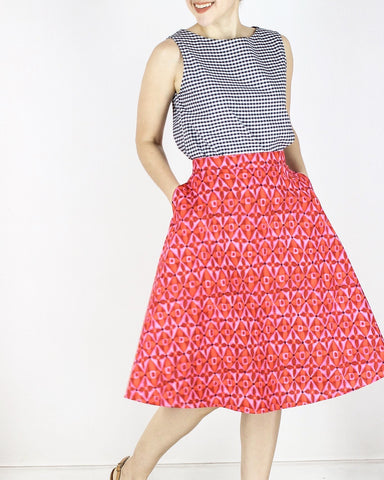 Brie African Skirt