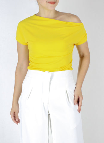 Fifi Top in Yellow