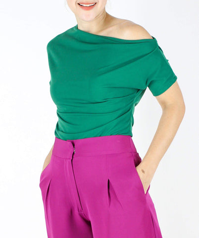 Fifi Top in Green