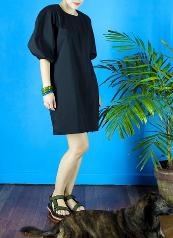 George Dress in Black