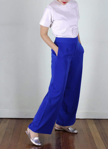 Hansel Pants in Blue