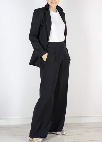 Hansel Pants in Black