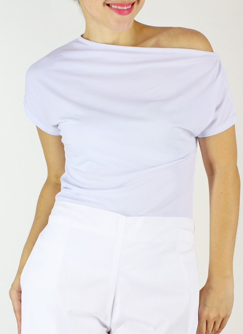 Fifi Top in White