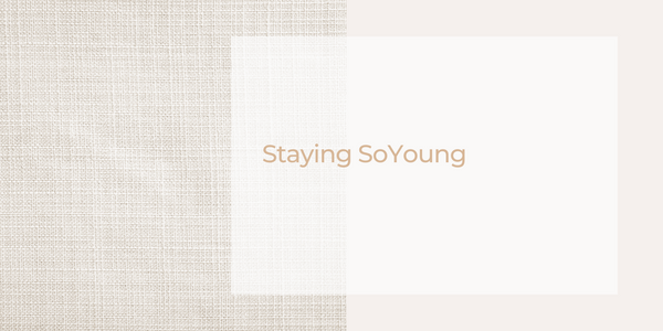 Staying SoYoung.