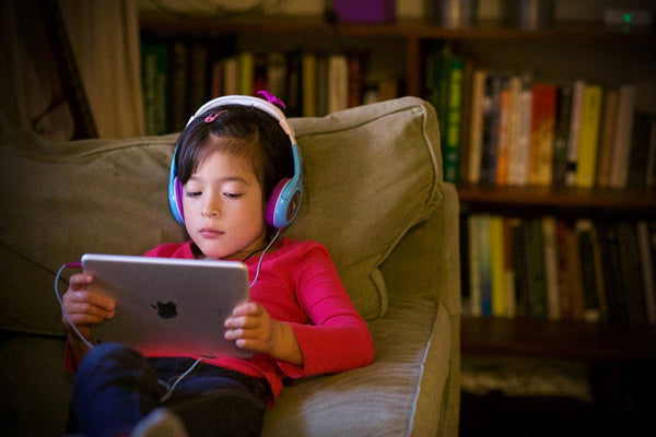 A Simple Approach for Screen-time Obsessed Kids