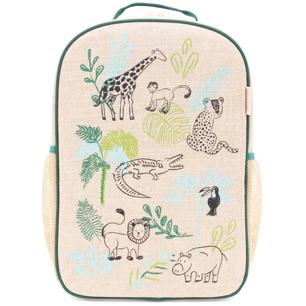 Safari Friends Grade School Backpack
