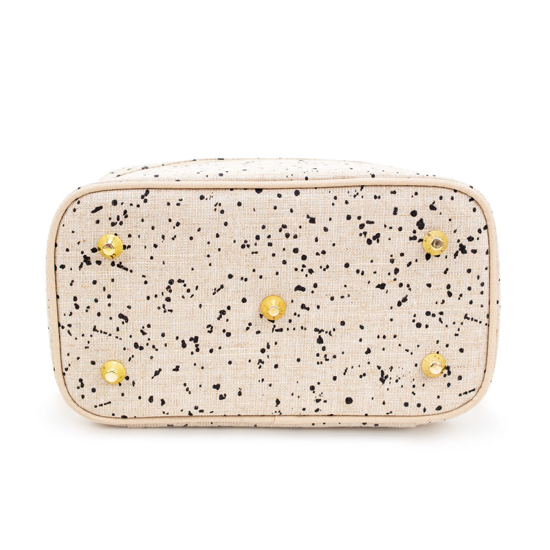 Linen - Splatter Beauty Poche