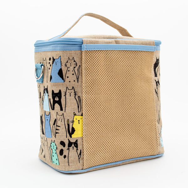 Curious Cats Large Cooler Bag
