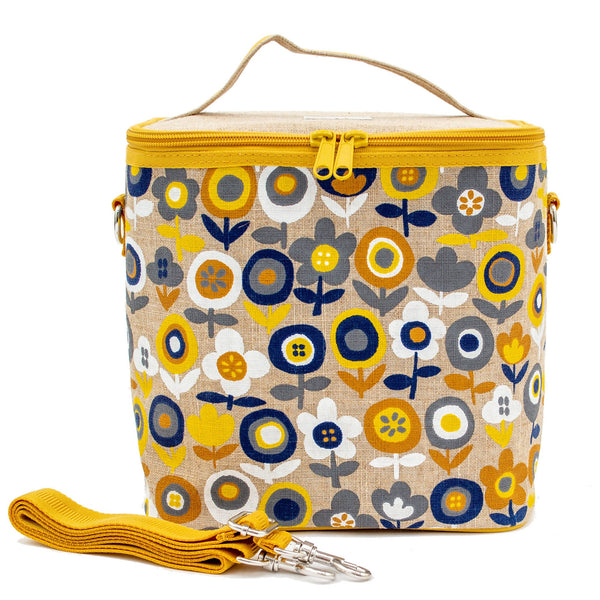 Mod Flowers Large Cooler Bag